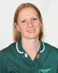 Lynne Parkinson, nurse at Battle Flatts Veterinary Clinic