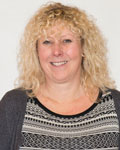 Diana Stanton, nurse at Battle Flatts Veterinary Clinic